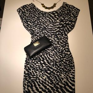Zebra pattern dress 🦓🦓🦓 🖤